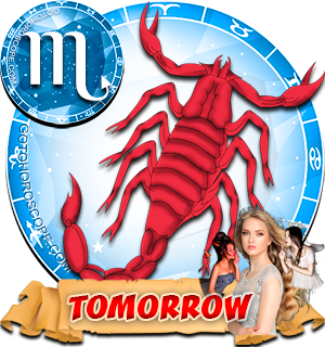 Daily Tomorrow Horoscope for Scorpio