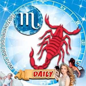 Daily Horoscope for Scorpio