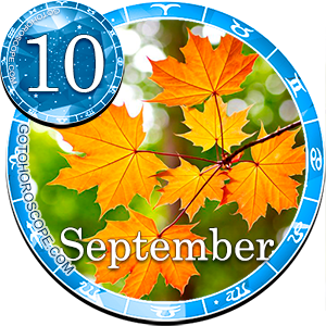 Daily Horoscope for September 10, 2016
