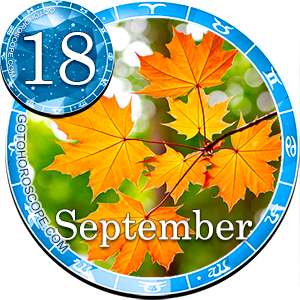 Daily Horoscope for September 18, 2011