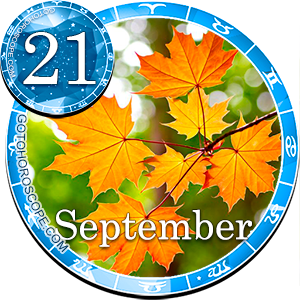 Daily Horoscope for September 21, 2013