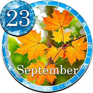 Daily Horoscope for September 23, 2013