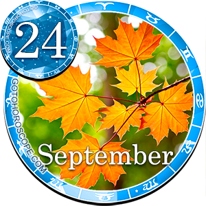 Daily Horoscope for September 24, 2015