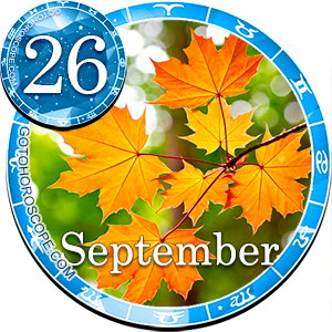 Daily Horoscope September 26, 2012 for 12 Zodica signs
