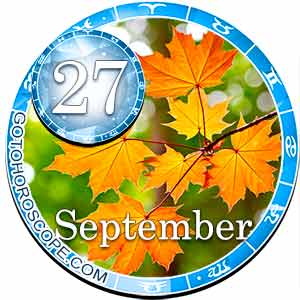 Daily Horoscope September 27, 2018 for 12 Zodica signs