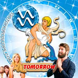 Daily Tomorrow Horoscope for Aquarius