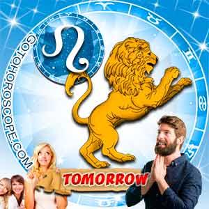 Daily Tomorrow Horoscope for Leo