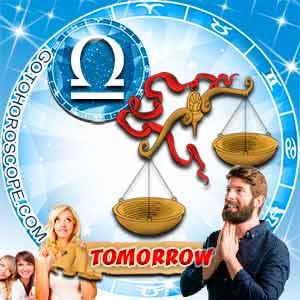 Daily Tomorrow Horoscope for Libra