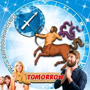 Daily Tomorrow Horoscope for Sagittarius