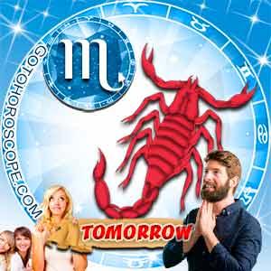 Daily Tomorrow Horoscope for Scorpio