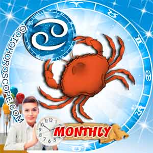 Monthly Horoscope for Cancer image