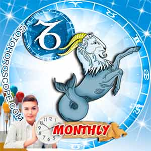 Monthly Horoscope for Capricorn image