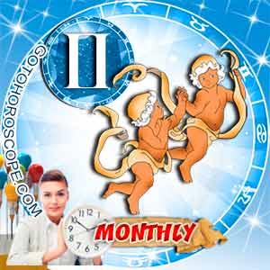Monthly Horoscope for Gemini image