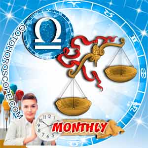 Monthly Horoscope for Libra image