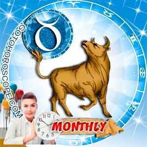Monthly Horoscope for Taurus image