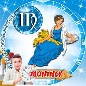 Monthly Horoscope for Virgo image