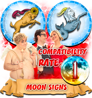 Compatibility Horoscope for Aries and Capricorn
