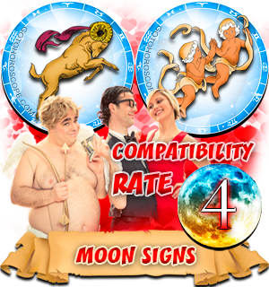 Compatibility Horoscope for Aries and Gemini