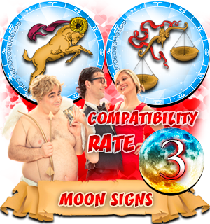 Compatibility Horoscope for Aries and Libra