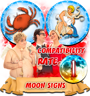 Compatibility Horoscope for Cancer and Aquarius