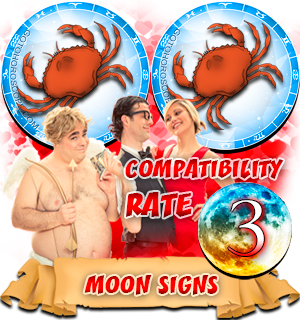 Compatibility Horoscope for Cancer and Cancer
