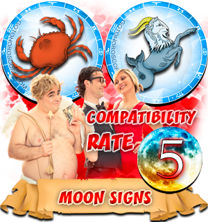 Compatibility Horoscope for Cancer and Capricorn