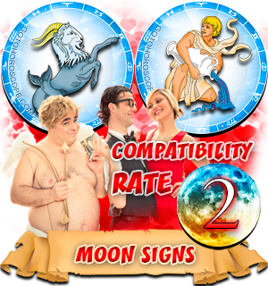 Compatibility Horoscope for Capricorn and Aquarius