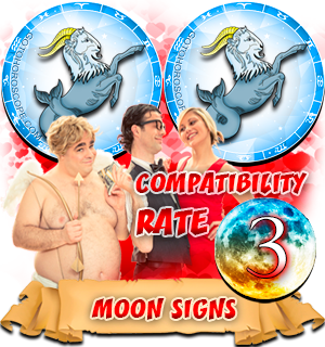 Compatibility Horoscope for Capricorn and Capricorn