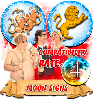 Compatibility Horoscope for Gemini and Leo