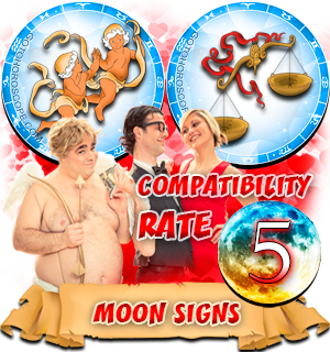 Compatibility Horoscope for Gemini and Libra