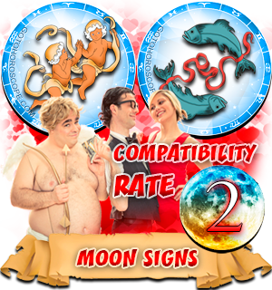 Compatibility Horoscope for Gemini and Pisces