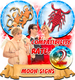 Compatibility Horoscope for Gemini and Scorpio