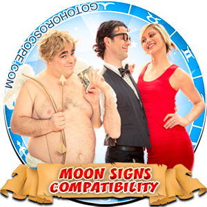 Compatibility Horoscopes for your Moon Zodiac sign