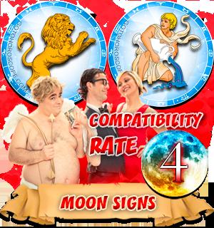 Compatibility Horoscope for Leo and Aquarius