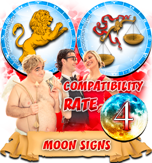 Compatibility Horoscope for Leo and Libra