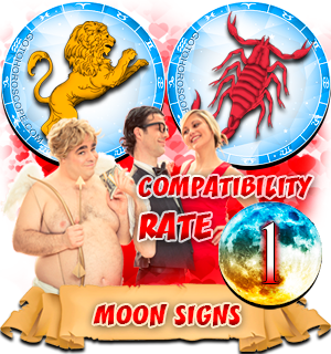 Compatibility Horoscope for Leo and Scorpio