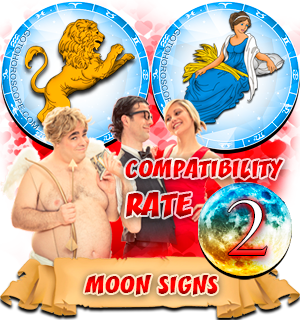 Compatibility Horoscope for Leo and Virgo