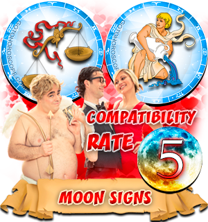 Compatibility Horoscope for Libra and Aquarius