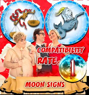 Compatibility Horoscope for Libra and Capricorn