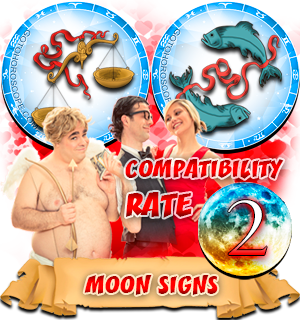 Compatibility Horoscope for Libra and Pisces