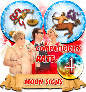 Compatibility Horoscope for Libra and Sagittarius