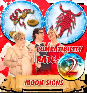 Compatibility Horoscope for Libra and Scorpio