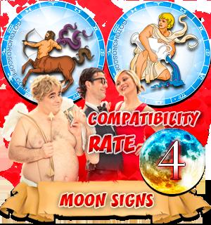 Compatibility Horoscope for Sagittarius and Aquarius