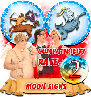 Compatibility Horoscope for Sagittarius and Capricorn