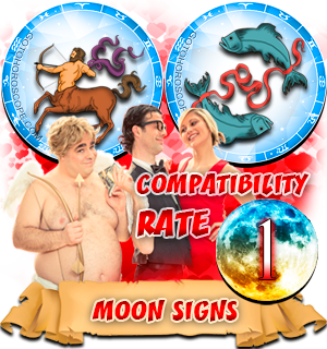 Compatibility Horoscope for Sagittarius and Pisces
