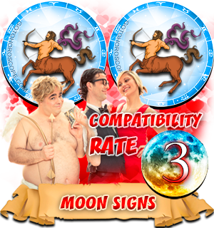 Compatibility Horoscope for Sagittarius and Sagittarius
