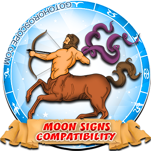 Sagittarius Zodiac Compatibility with Moon in Sign