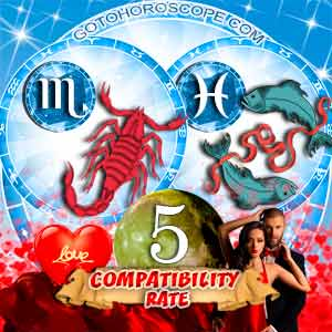 Compatibility Horoscope for Scorpio and Pisces