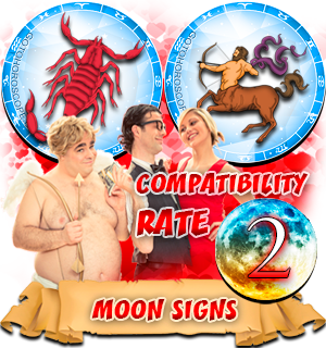 Compatibility Horoscope for Scorpio and Sagittarius