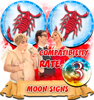 Compatibility Horoscope for Scorpio and Scorpio